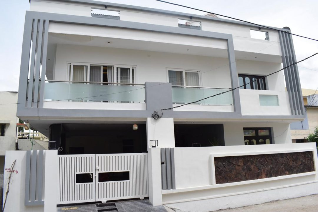 RENOVATION OF INDEPENDENT BUNGALOW